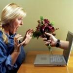 Как флиртовать с парнем в интернете