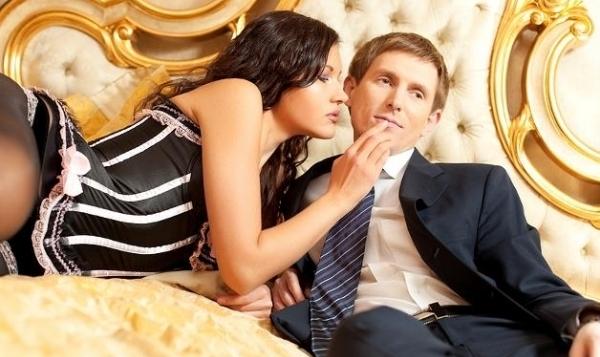 Сексуальное поведение которое позволяет покорить мужчину навсегда