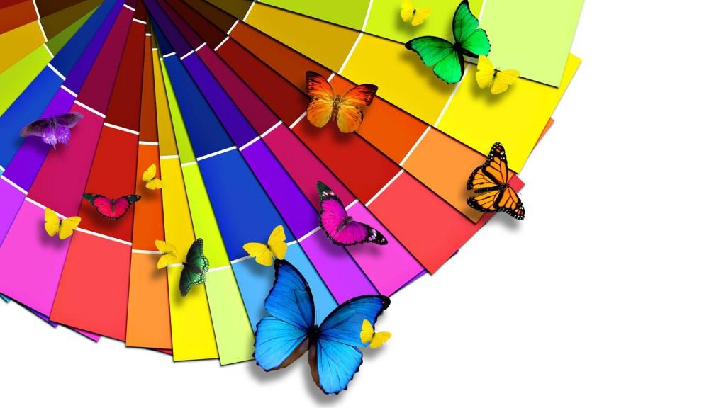 Что обозначают в психологии цвета