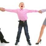 дети при разводе родителей