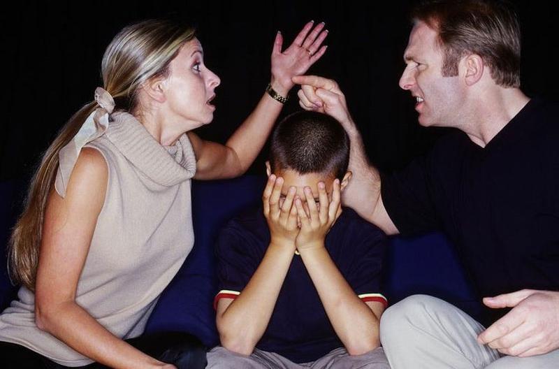 Кем остаются дети при разводе