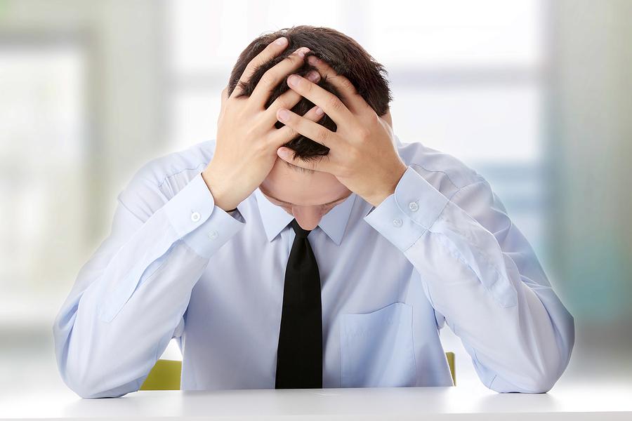 depressionemployee