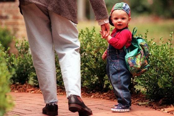 современное знакомство родителей после с