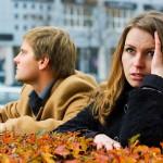частые ссоры в отношениях