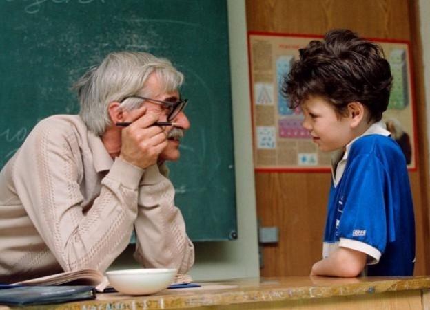 как провести знакомство учителя с учениками