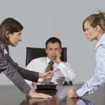 конфликты на предприятии