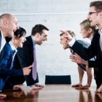 конфликты в организации
