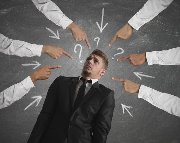 конфликт между личностью и группой